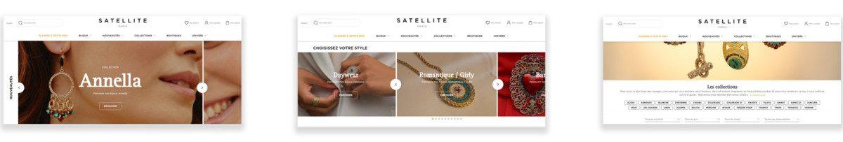 site-web-satellite